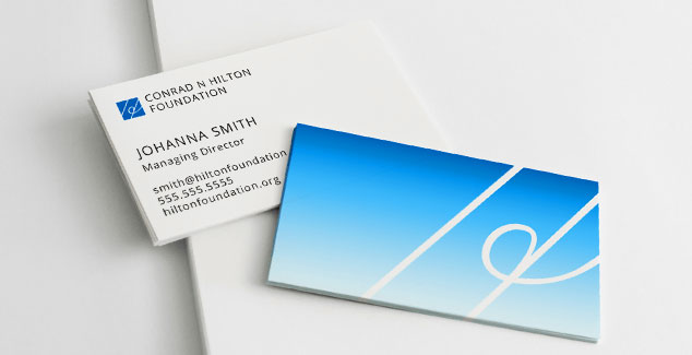 New business card designs